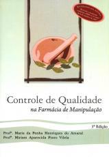 CONTROLE DE QUALIDADE NA FARMACIA DE MANIPULAÇÃO