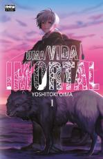 UMA VIDA IMORTAL (TO YOUR ETERNITY) - VOLUME 01