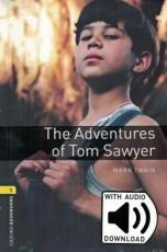 ADVENTURES OF TOM SAWYER WITH AUDIO - 3RD ED