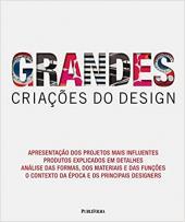 GRANDES CRIACOES DO DESIGN - 1ª