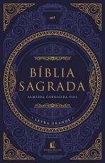 BÍBLIA TESOURO SAGRADO, ACF, CAPA DURA, LETRA GRANDE, LEITURA PERFEITA