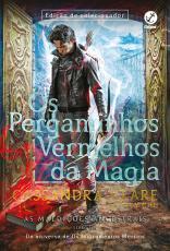 OS PERGAMINHOS VERMELHOS DA MAGIA (VOL. 1 AS MALDIÇÕES ANCESTRAIS) - VOL. 1