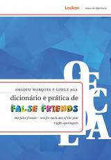 DICIONÁRIO E PRÁTICA DE FALSE FRIENDS