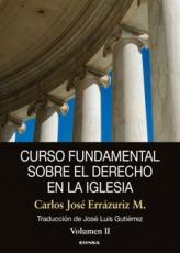 CURSO FUNDAMENTAL SOBRE EL DERECHO EN LA IGLESIA VOLUMEN II
