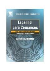 ESPANHOL PARA CONCURSOS - TEORIA, QUESTOES E SIMULADOS COMENTADOS - 2