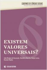 EXISTEM VALORES UNIVERSAIS?