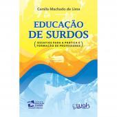 EDUCACAO DE SURDOS - DESAFIOS PARA A PRATICA E FORMACAO DE PROFESSORES - 1