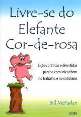 LIVRE SE DO ELEFANTE COR DE ROSA