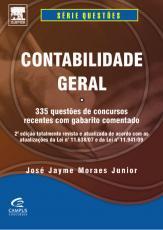 CONTABILIDADE GERAL - SERIE: QUESTOES - 1