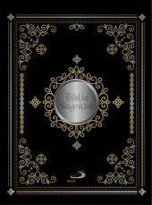 NOVA BÍBLIA PASTORAL - GRANDE - LUXO COM MEDALHA