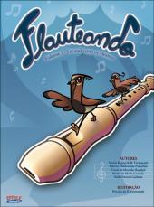 FLAUTEANDO - VOLUME 2 -TOCANDO COM OS MESTRES