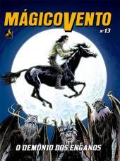 MÁGICO VENTO - VOLUME 13 - O DEMÔNIO DOS ENGANOS - VOL. 13