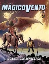 MÁGICO VENTO - VOLUME 14 - A DANÇA DOS ESPECTROS - VOL. 14