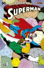 A SAGA DO SUPERMAN VOL.8