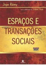 ESPAÇOS E TRANSAÇOES SOCIAIS