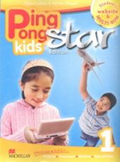 PING PONG KIDS STAR EDITION 1 - STUDENT´S BOOK WITH MULTI-ROM AND WEBSITE CODE