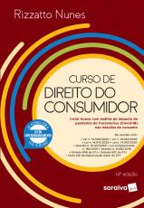 CURSO DE DIREITO DO CONSUMIDOR - 14ª EDIÇÃO 2022