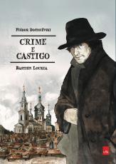 CRIME E CASTIGO (GRAPHIC NOVEL)