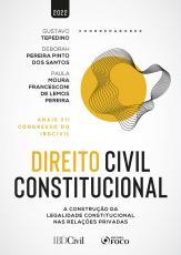 DIREITO CIVIL CONSTITUCIONAL - 1ª ED - 2022