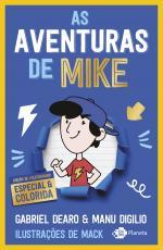 AS AVENTURAS DE MIKE - EDIÇÃO DE COLECIONADOR