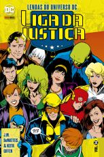 LIGA DA JUSTICA VOL. 14 - LENDAS DO UNIVERSO DC