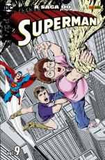 A SAGA DO SUPERMAN VOL.9