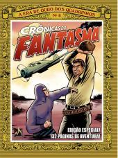 CRÔNICAS DO FANTASMA - VOLUME 8 - VOL. 08