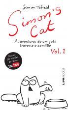 SIMONS CAT : AS AVENTURAS DE UM GATO TRAVESSO E COMILAO - VOL. 1 - COLEÇÃO L&PM POCKET