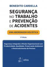 SEGURANCA NO TRABALHO E PREVENCAO DE ACIDENTES