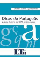DICAS DE PORTUGUES - PARA EXAME DA OAB E CONCURSOS - 1