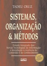 SISTEMAS ORGANIZAÇÃO E MÉTODOS