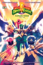 MIGHTY MORPHIN POWER RANGERS - RANGER VERDE - ANO UM