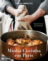 MINHA COZINHA EM PARIS - RECEITAS E HISTORIAS