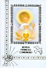 MINHA PRIMEIRA COMUNHÃO ILUSTRADA - MENINO JESUS