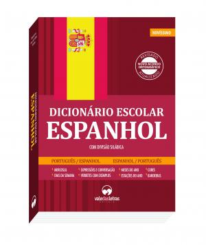 DICIONÁRIO ESCOLAR - ESPANHOL